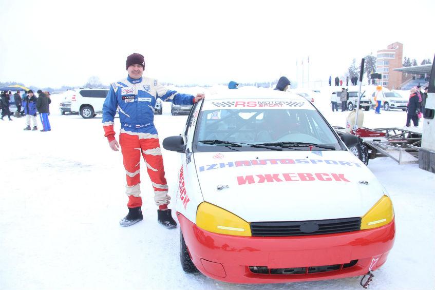 В Ижевске прошел этап чемпионата Удмуртии по трековым гонкам