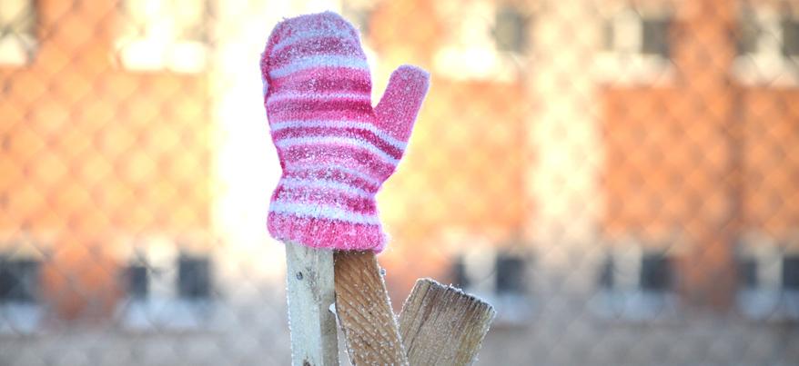 В ижевских школах из-за сильных морозов отменили занятия в начальных классах