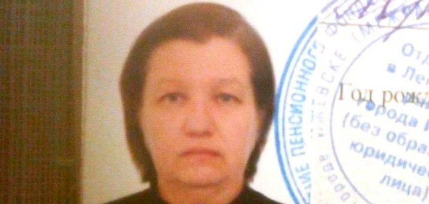 В Ижевске ищут пропавшую на улице Баранова 57-летнюю женщину