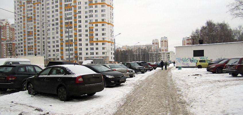 Жители Удмуртии теперь могут сдавать в аренду свое машино-место