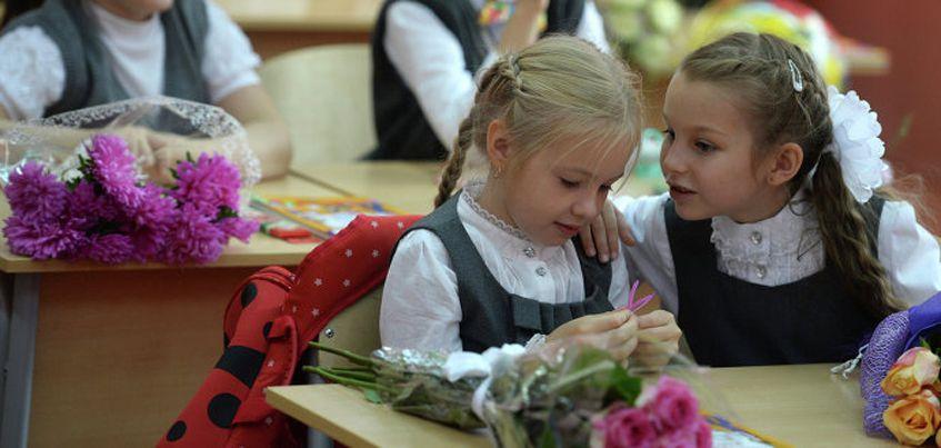 В Ижевске до 1 февраля начнут принимать заявления от родителей на запись детей в школу