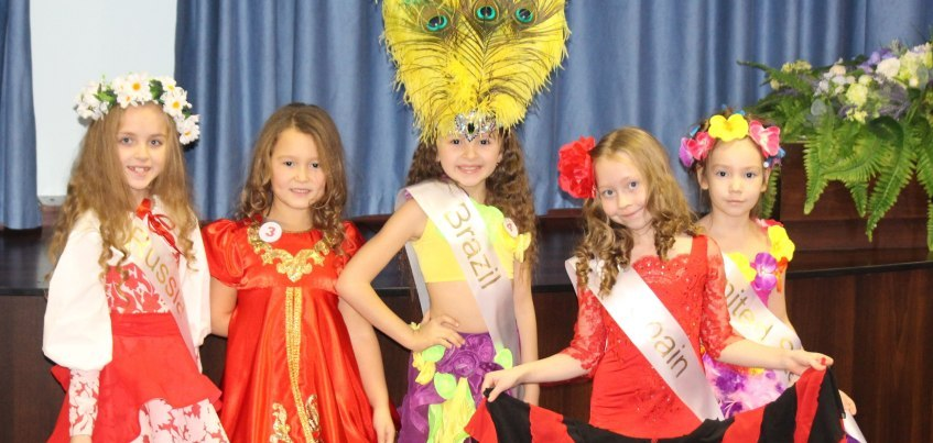 Как 8-летняя ижевчанка выиграла конкурс «Мини Мисс Мира-2016»