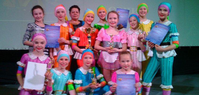 Цирковой коллектив из Ижевска выиграл Гран-при на Международном фестивале-конкурсе