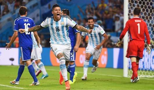 ЧМ-2014: Аргентина обыграла Боснию и Герцеговину