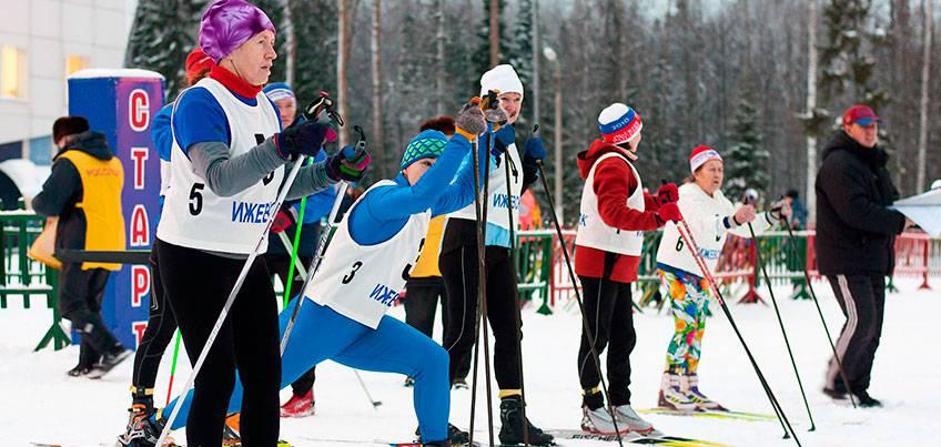 Лыжные гонки, волейбол и фигурное катание: самые важные спортивные события предстоящей недели в Ижевске