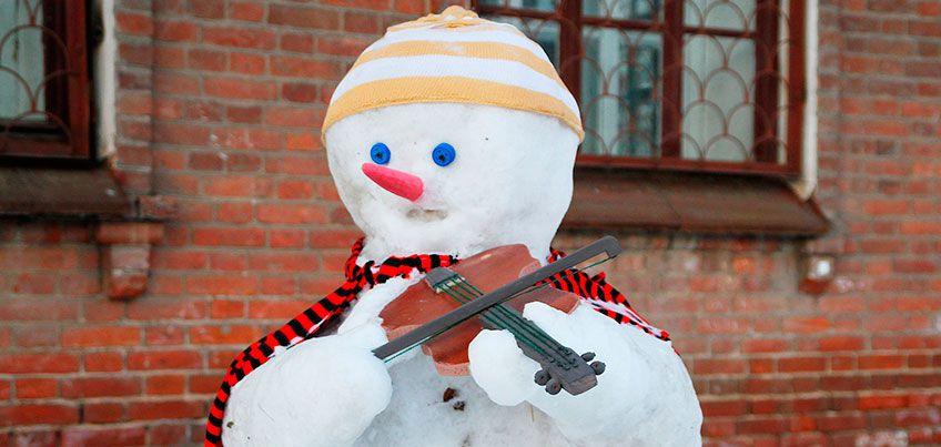 Погода в Ижевске: В выходные столбик термометра опустится до -10