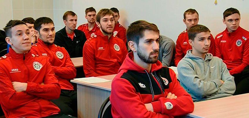Мини-футбольный клуб «Прогресс» из Удмуртии усилится новыми игроками