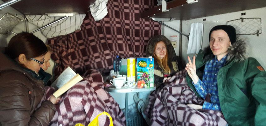 Замерзший поезд Ижевск-Москва: что делать, если в вагоне очень холодно?