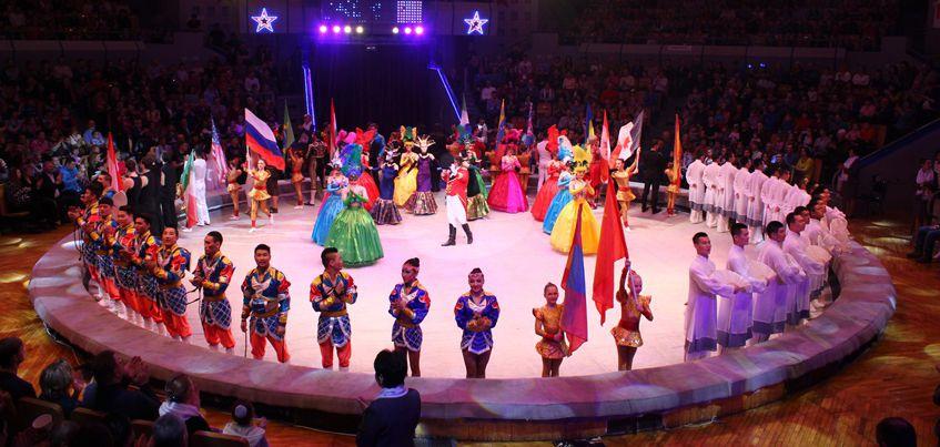 В эфире радио «Комсомольская правда» - Ижевск» поговорят о Международном фестивале циркового искусства