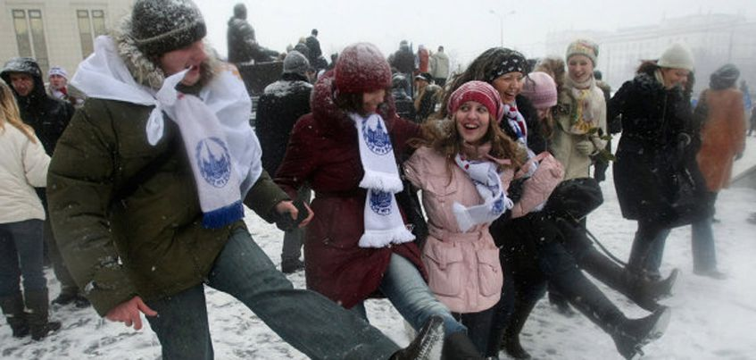 В Ижевске праздник «Татьянин день» пройдет на бульваре Гоголя