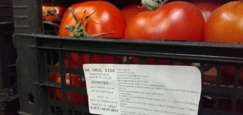 В Ижевске уничтожили санкционные турецкие томаты и польские груши