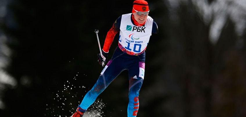 Паралимпиец из Удмуртии Владислав Лекомцев стал чемпионом России в классическом спринте