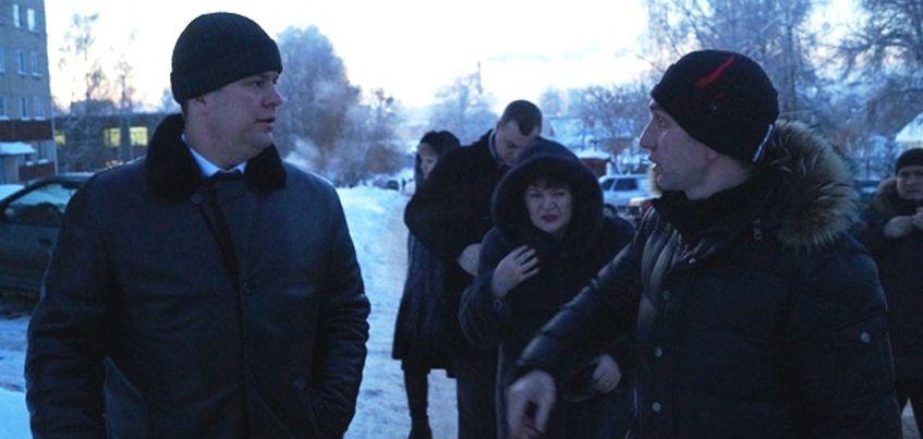 Городские власти Ижевска нашли недочеты в работе дорожных служб