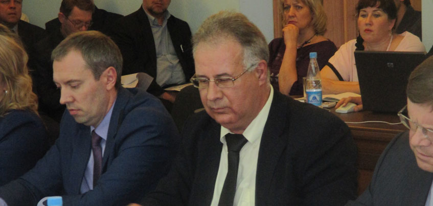Чем запомнится уходящий с должности директор МУП «Ижводоканал»