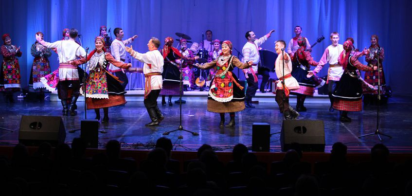 Театр фольклорной песни и танца «Айкай» из Удмуртии отправился на гастроли в  Китай