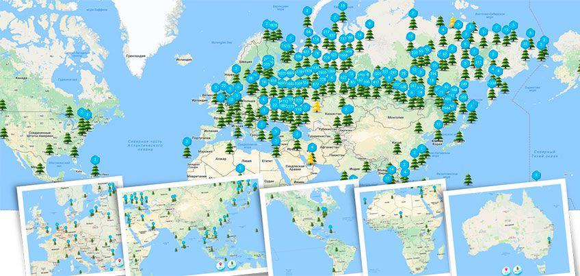 Новый год в формате digital: абоненты «Ростелекома» вырастили 133 тысячи цифровых елок