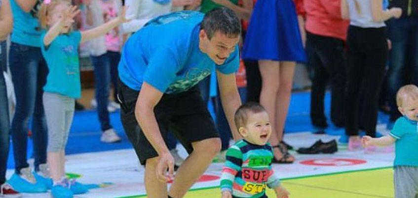 В Ижевске впервые пройдет необычный забег «Карапузы, на старт!»