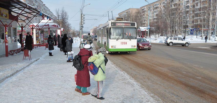 Ижевск хочет купить новые троллейбусы и отремонтировать трамвайные пути