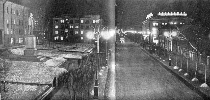 Сугробы советского Ижевска: как убирали снег в нашем городе в разные годы