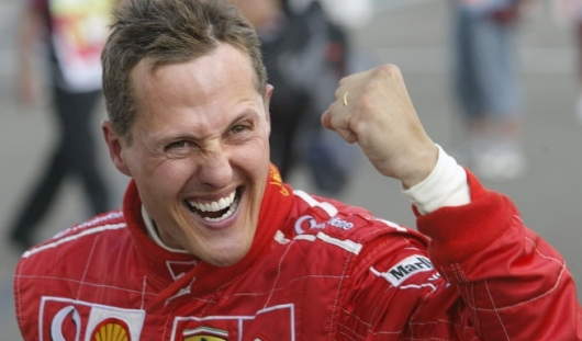 Михаэль Шумахер, семикратный чемпион «Формулы-1», вышел из комы