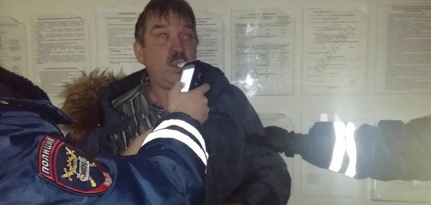 Водителя из Удмуртии, который протаранил 5 авто, лишат прав