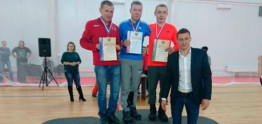 Паралимпийцы Удмуртии стали чемпионами страны в лыжной эстафете