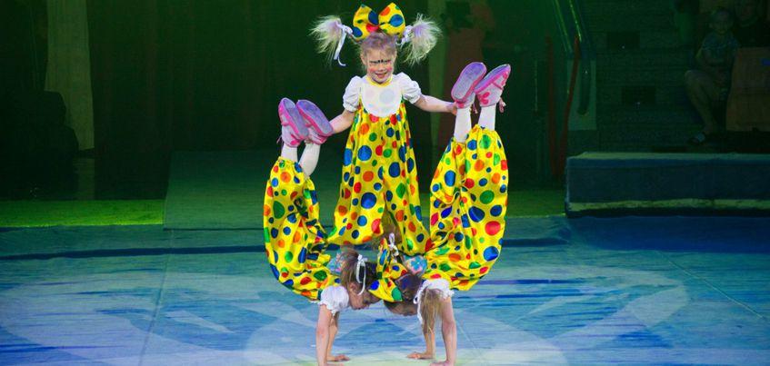 Юные ижевчанки открыли цирковой фестиваль в Монте-Карло