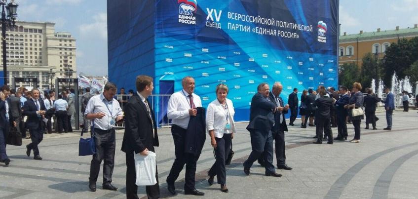 «Единая Россия» в Удмуртии завершает свое обновление