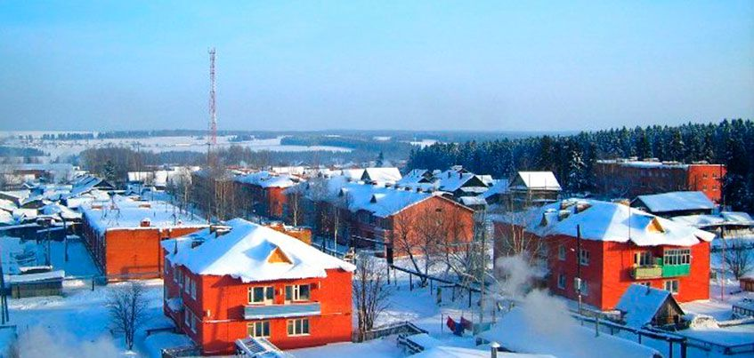В селе Юкаменское в Удмуртии появился высокоскоростной интернет «Ростелекома»