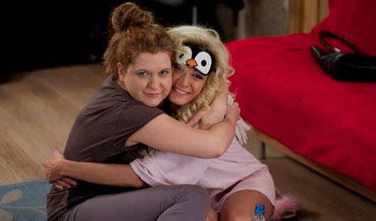 16 июня на ТНТ стартует долгожданный 4-й сезон сериала «Деффчонки»