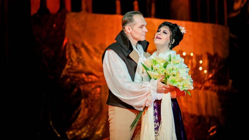 Оперная дива из Италии Кьяра Таиджи: «В Ижевске я, как дома»