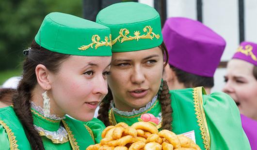 Стала известна программа празднования «Сабантуя» в Ижевске