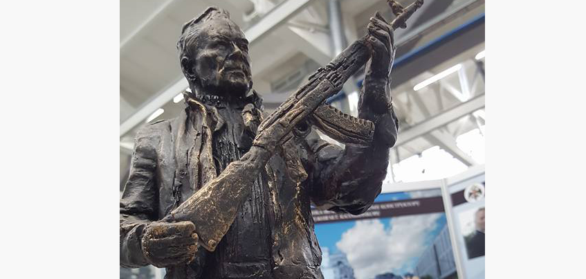 В Москве перенесли дату открытия памятника Михаилу Калашникову