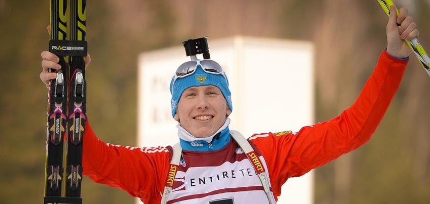Ижевского биатлониста Александра Поварницына включили в состав команды, которая поедет на Всемирную Универсиаду
