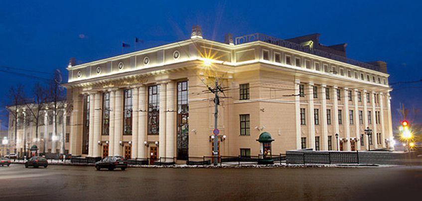 Русский драматический театр Удмуртии покажет свои спектакли в Нижнем Новгороде