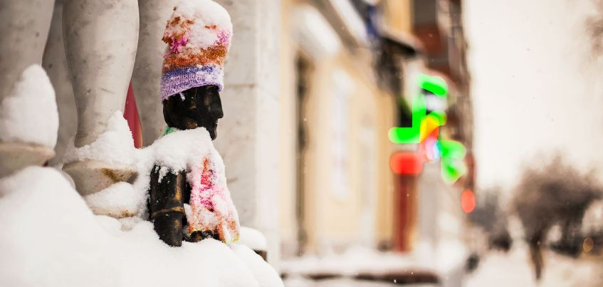Снова -30: Какой будет погода в будни в Ижевске?