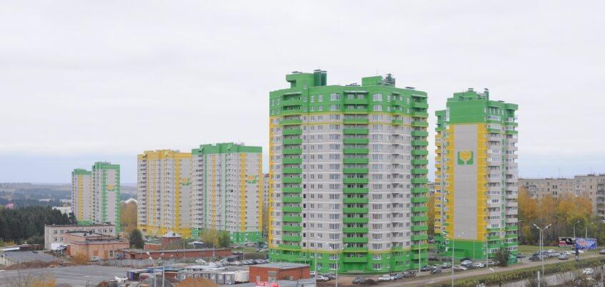 Минстрой России: в Удмуртии квадратный метр жилья стоит 34 452 рубля
