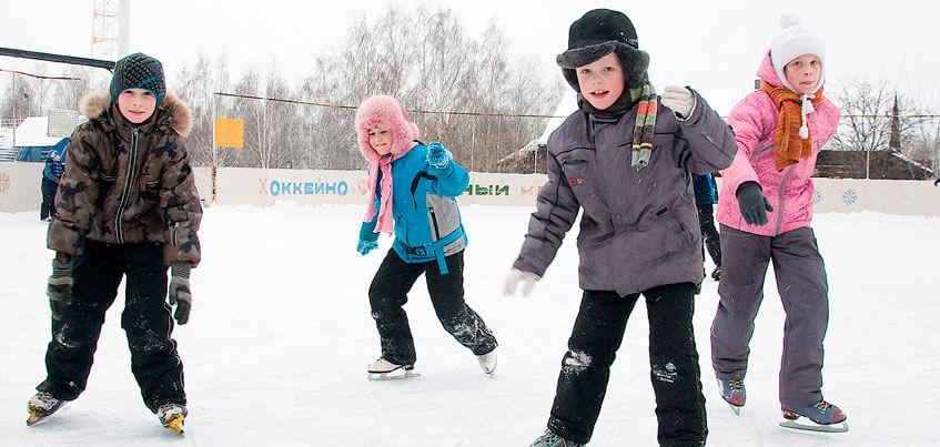 4 февраля в Ижевске пройдут массовые катания на коньках