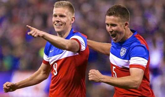 ЧМ-2014: сборная США обыграла Гану, а Иран и Нигерия сыграли вничью