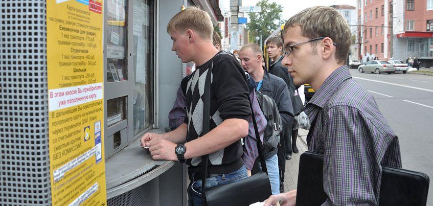 С 1 февраля школьники и студенты Ижевска смогут ездить по проездному на трамвай в троллейбусе и наоборот