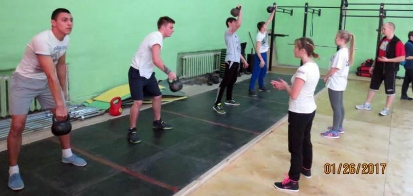 Молодежь Ижевска приняла участие в военно-спортивном «Дне призывника»