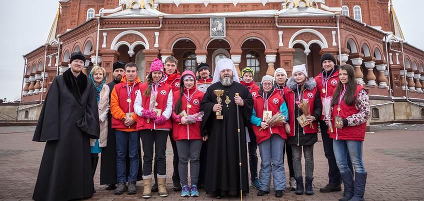 В Ижевске пройдет Зимняя спартакиада православной молодежи