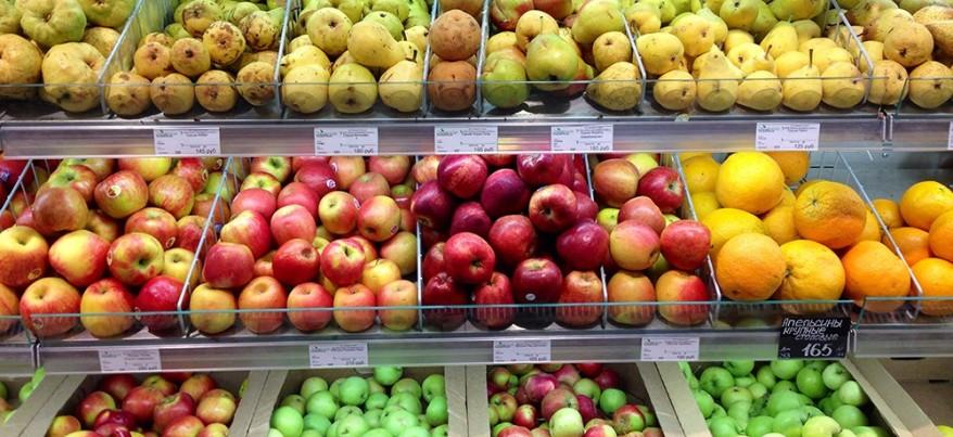 Турецкие помидоры и киви из Греции: сколько «запрещенных» овощей и фруктов ввозят в Удмуртию?