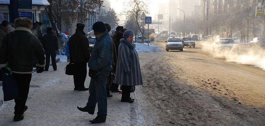 В Ижевске перенесут остановку на улице Гагарина