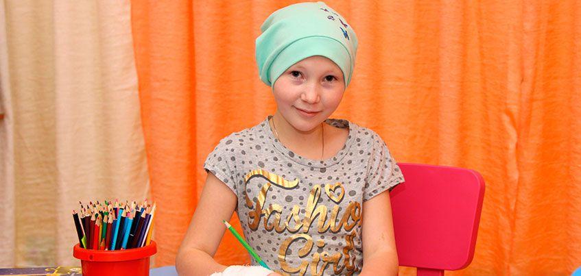 11-летней Даше из Ижевска нужно оплатить МРТ, чтобы вылечить опухоль зрительного нерва