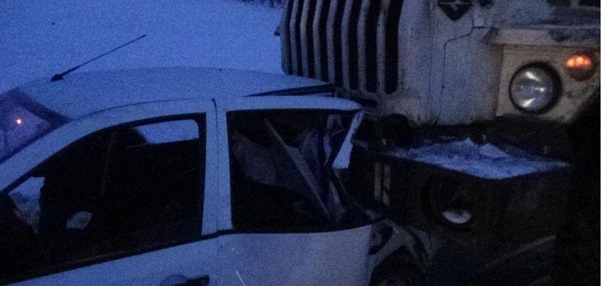 В Удмуртии в результате ДТП погибли двое мужчин