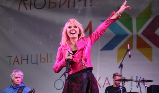 Валерия выбрала Ижевск вместо концерта на Красной площади