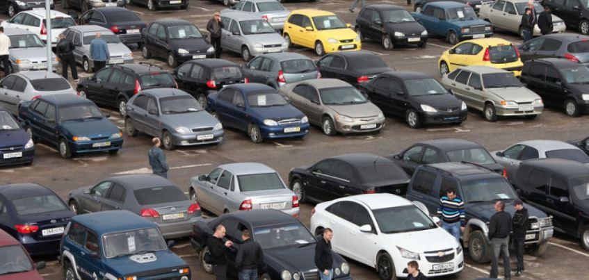 В Удмуртии выросли продажи подержанных автомобилей