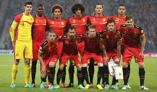 ЧМ-2014: сборная Бельгии одержала волевую победу над Алжиром