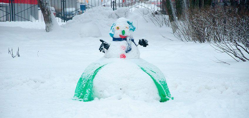 Сколько еще продлится зима в Ижевске?